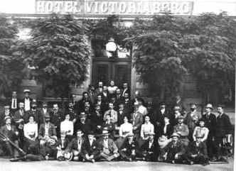 Club outing 1906