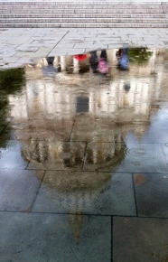 St. Paul's Puddle Margaret Stredwick