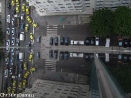 Chaos reflected-Rio de Janeiro Christine Barrass