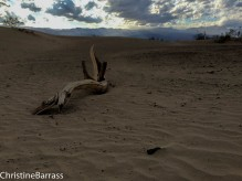 Death Valley sunset Christine Barrass