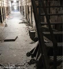 Derelict. Philadelphia Christine Barrass