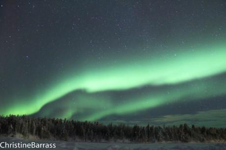Eerie. Finland Christine Barrass