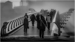 A Misty Crossing Jeff Royce