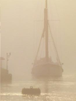 Thames Barge Stephen Gates ARPS