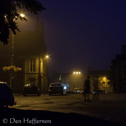 The Ghosts Of Stow Den Heffernon