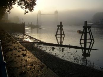 The Pool of London Stephen Gates ARPS