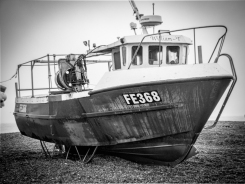 Boat, Dungeness Susan Grimes