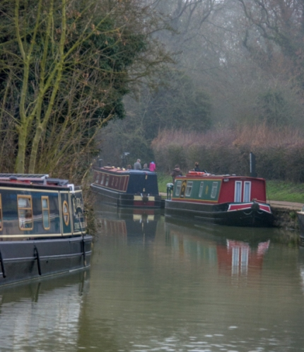 Grand Union Canal Susan Grimes