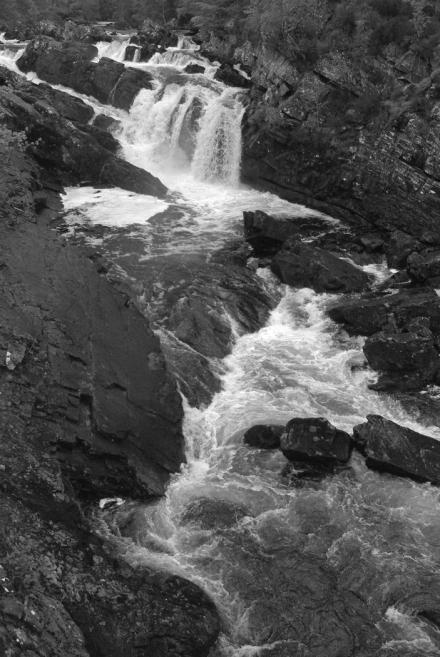 Rogie Falls Stephen Gates ARPS