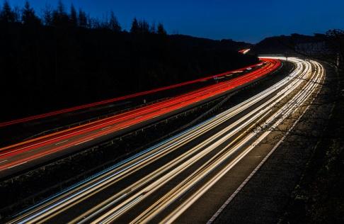 Traffic Trails Robert Williams