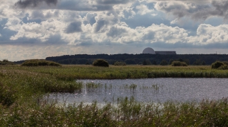 A Blot on the Landscape by Den Heffernon