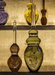 Glass Display by Susan Grimes
