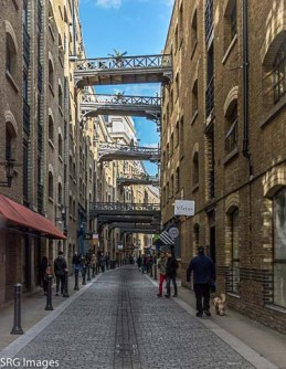 Shad Thames by Susan Grimes