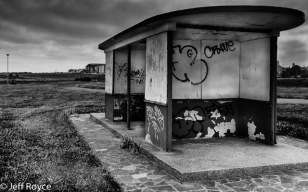 Shelter, Margate by Jeff Royce