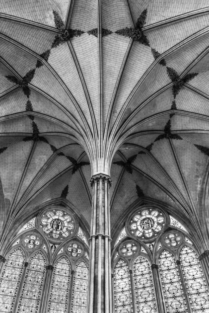 Vaulted Ceiling by Den Heffernon