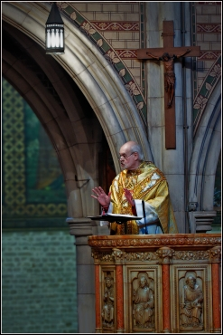 Bishop of London by Trevor Waller (Cardiff)