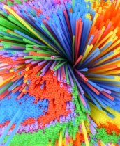 Straws by Barry Cole