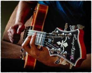 Guitarist by Robert Williams