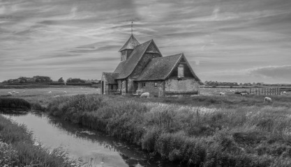 Fairfield Church by Susan Grimes