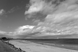 Spittal Beach, Northumberland by Stephen Gates ARPS