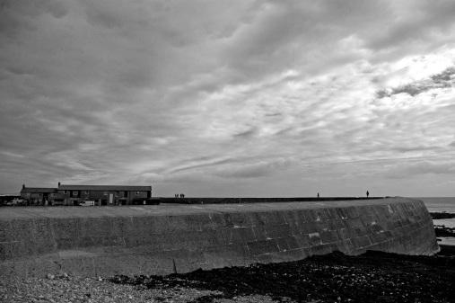 The Cobb, Lyme Regis by Stephen Gates ARPS