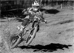 Motocross by Jim Berkshire