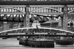 Tyne Bridges by Stephen Gates ARPS