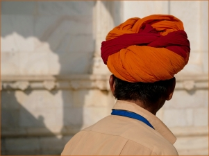 Turban by Dave Harris LRPS