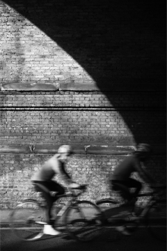 Bicycle Race by Jose Souto