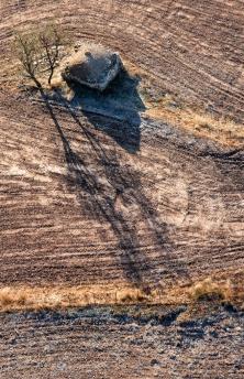 A harsh land by Jim Berkshire