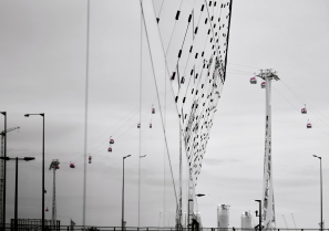 Cable Cars by Dave Harris LRPS