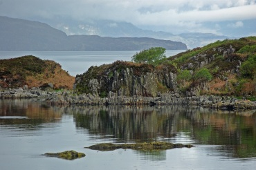Raasay Sound by Stephen Gates ARPS