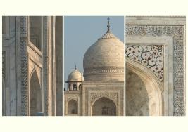 Taj Mahal at Dawn by Robert Williams