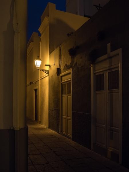 The last light by Jose Souto