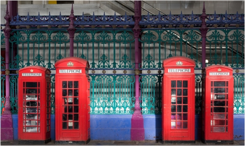 Redundant Symmetry, Smithfield by Jeff Royce