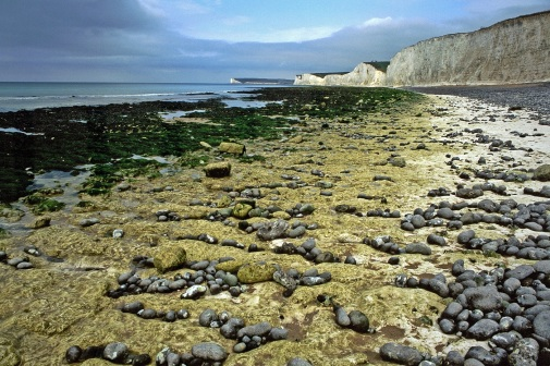 Birling Gap, Sussex by Stephen Gates ARPS