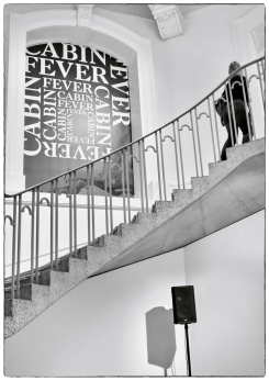Up the Stairs by Dave Harris LRPS