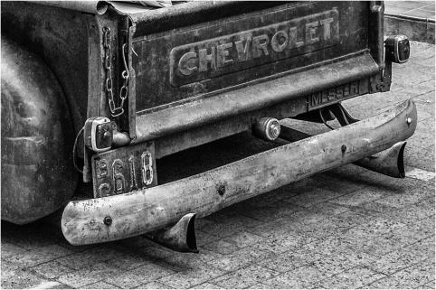 Chevy by Den Heffernon