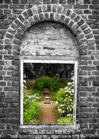 Hidden Garden by Jeff Royce