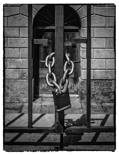Locked Out by Jeff Royce
