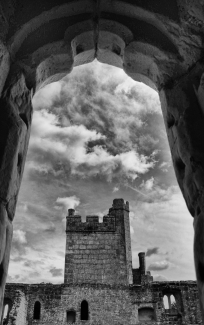 Clouded with History by Margaret Stredwick