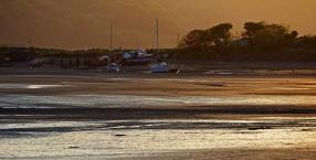 Teifi Estuary by Stephen Gates ARPS