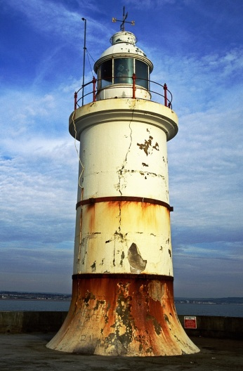 The Lighthouse by Stephen Gates ARPS