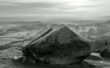 Mynydd y Dref by Gill Hitchcock