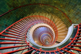 Down and Down and Round and Round by John McCarthy LRPS