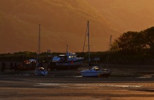 Last Light on the Estuary by Stephen Gates ARPS