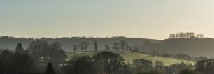 Dursley Dawn by Den Heffernon