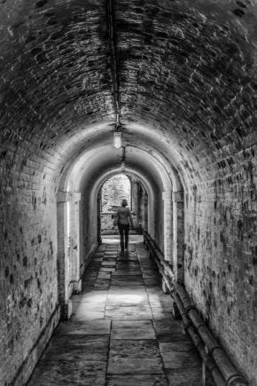 Going Underground by Den Heffernon