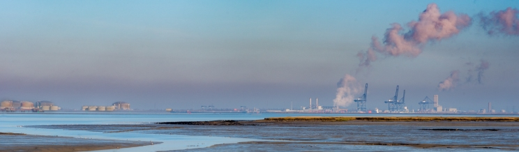 Medway Estuary by Jeff Royce