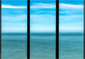 View from Turner Gallery by Jeff Royce